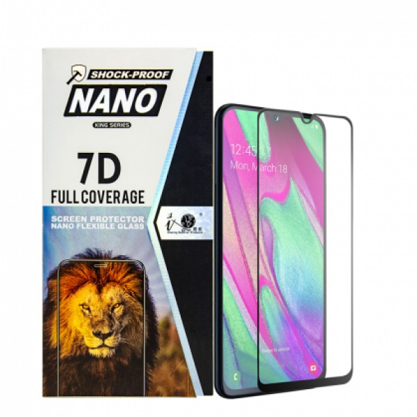 7D Nano Glass Full screen protector for Samsung A70