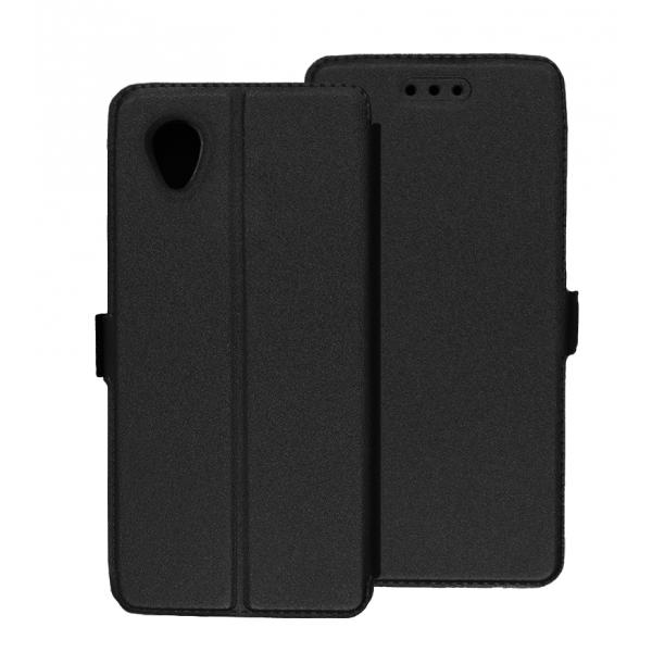 Black Book Pocket case for Alcatel 1 / Alcatel 1 2019