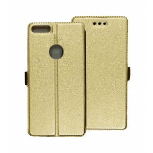 Book Pocket case for Alcatel 1S  - gold