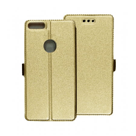 Book Pocket case for Alcatel 1S  - gold