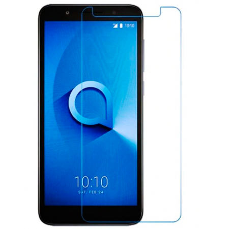 Impact resistant glass screen protector for Alcatel 1s