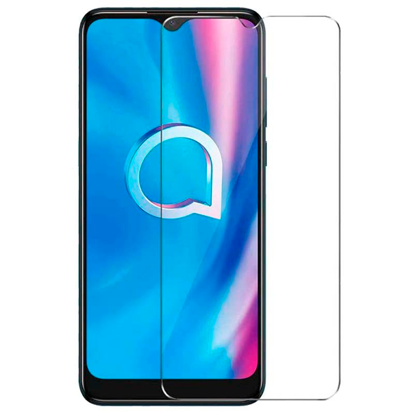 Impact resistant glass screen protector for Alcatel 1SE 2020