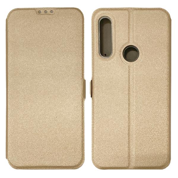 Gold Book Pocket case for Alcatel 1SE 2020