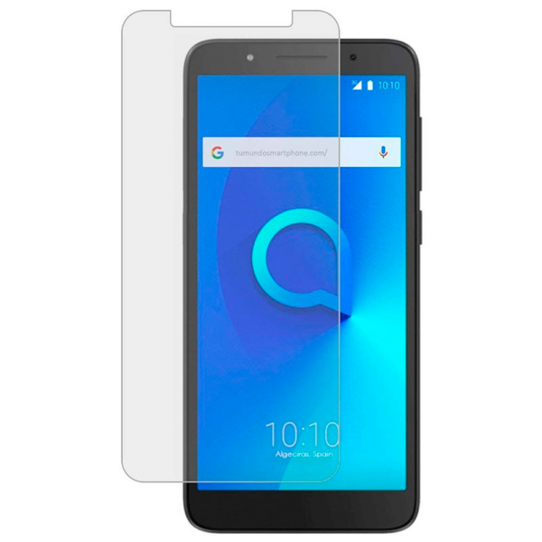 Impact resistant glass screen protector for Alcatel 1c (2019) 5009D / 5003D
