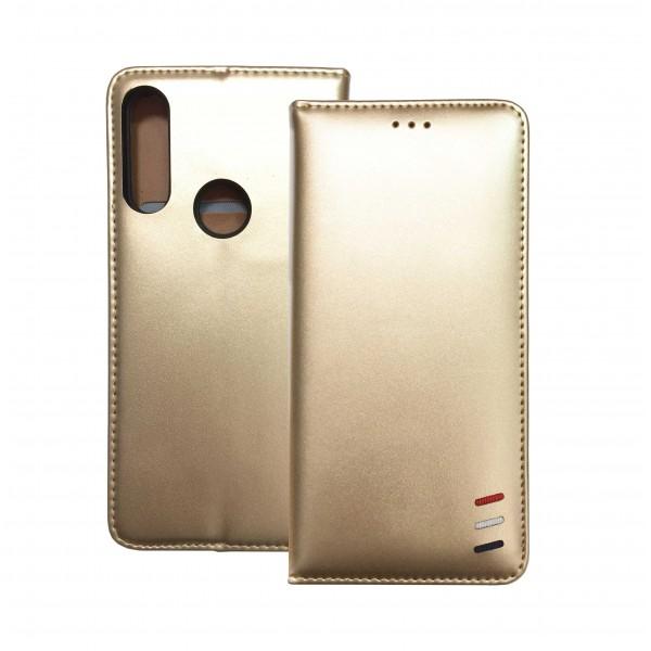 Gold Book Lux MAGNET case for Alcatel 3L (2020) / 5029Y