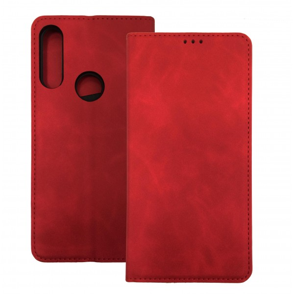 Red Book MAGNET case for Alcatel 1S (2020) / 5028Y, 5028D