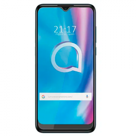 Impact resistant glass screen protector for Alcatel 1S 2020 / 5028Y, 5028D
