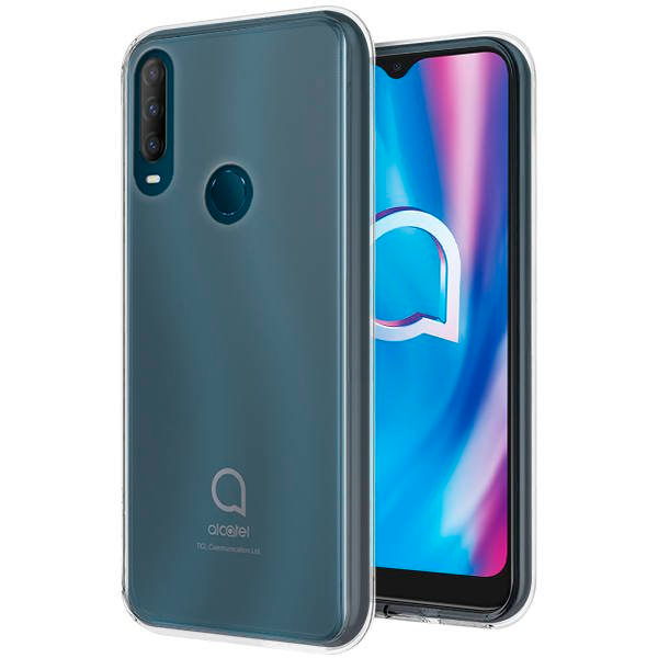 Ultra Thin TPU Silicone Case for Alcatel 1S 2020 / 5028Y, 5028D