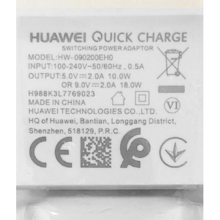 HUAWEI HUAWEI HW-090200EH0 QUICK Charger Power - White