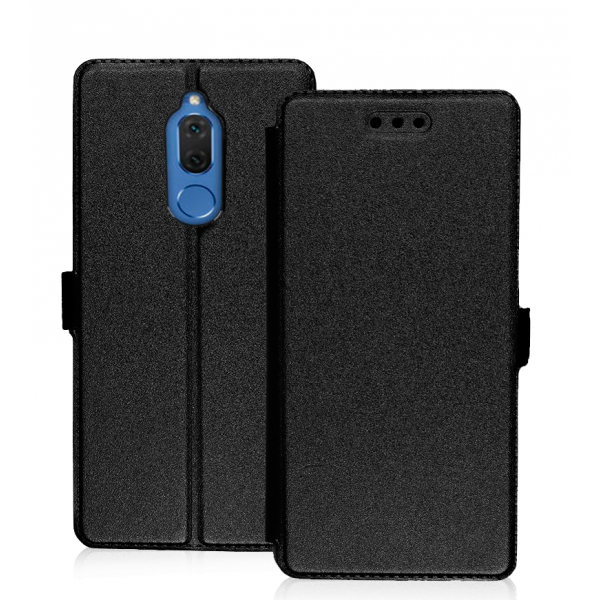 Book Pocket case for Huawei Mate 10 Lite - black