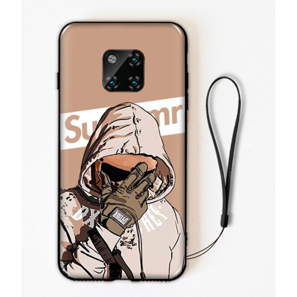 Case fashion Trend COOL Silicone Back Cover Huawei Mate 20 Pro