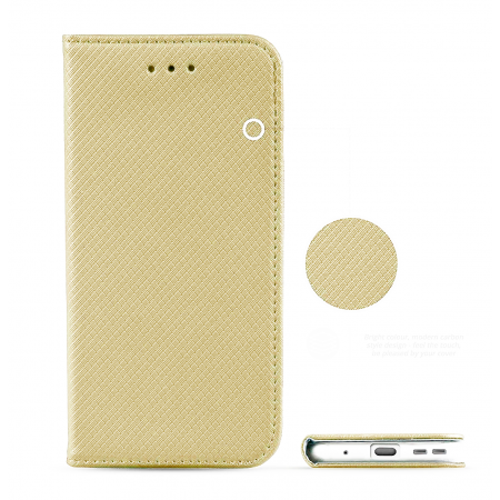 Gold Book MAGNET case for Huawei P smart 2019