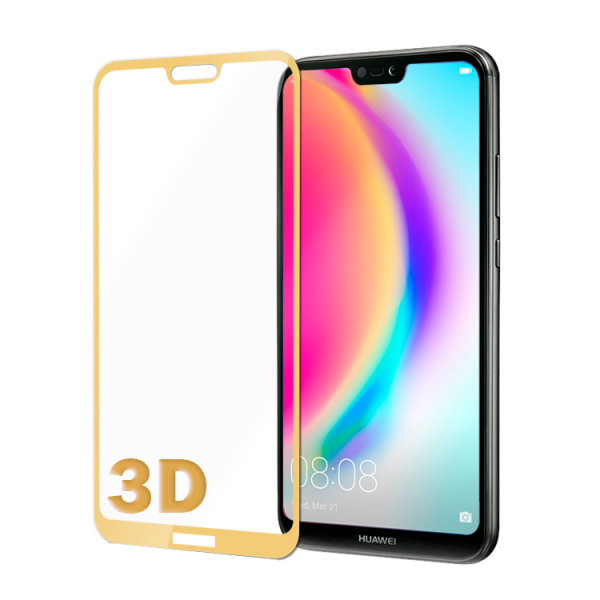3D Full-screen corning series for Huawei P20 Lite