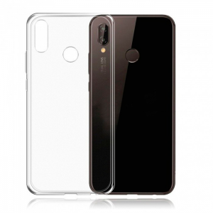 Ultra Thin TPU Silicone Case for Huawei P20 lite
