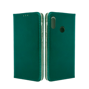 Green Book MAGNETIC case for Huawei P20 Lite