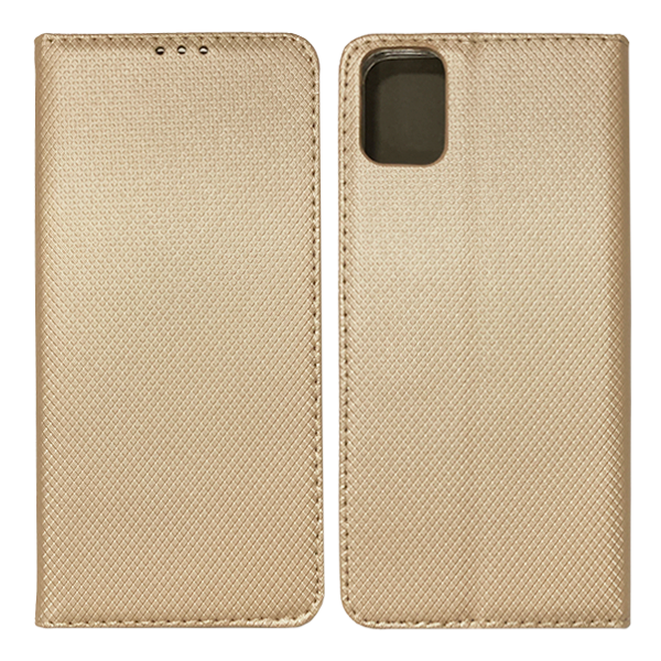 Gold Book MAGNET case for LG K42