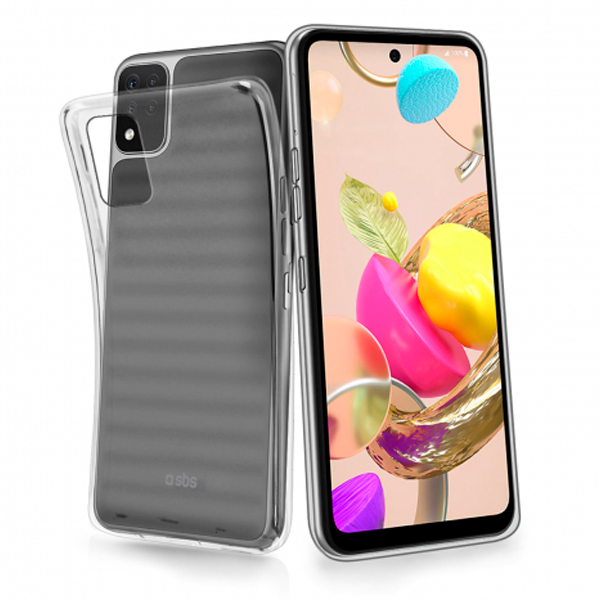 Ultra Thin TPU Silicone Case for LG K42