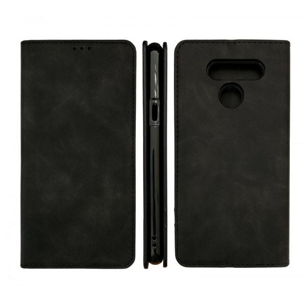 Black Book MAGNET case for LG K50 / Q60