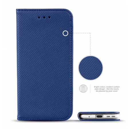 Blue Book MAGNET case for LG K50S