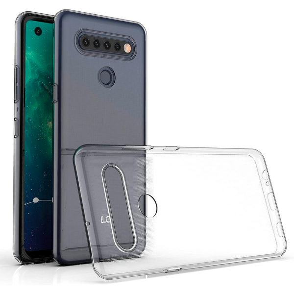 Ultra Thin TPU Silicone Case for LG K51S / K41S