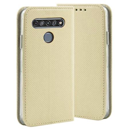 Gold Book MAGNET case for LG K51S / K41S / LMK510EMW, LM-K510EMW