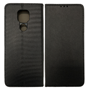Black Book MAGNET case for Motorola Moto E7 Plus