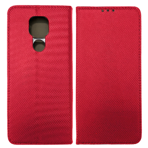 Red Book MAGNET case for Motorola Moto E7 Plus