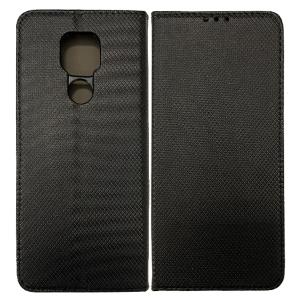 Black Book MAGNET case for Motorola Moto G9 Play