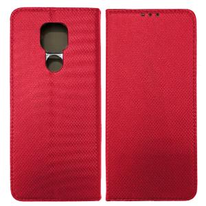 Red Book MAGNET case for Motorola Moto G9 Play