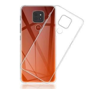 Ultra Thin TPU Silicone Case for Motorola Moto G9 Play