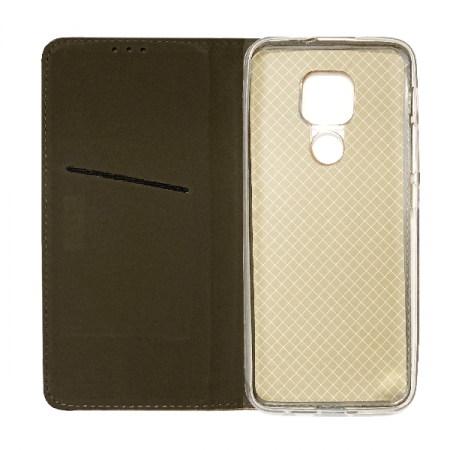 Gold Book MAGNET case for Motorola Moto G9 Play