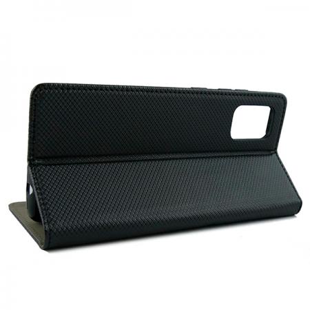 Black Book MAGNET case for Motorola Moto G9 Plus