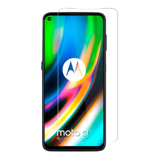 Tempered screen protector for Motorola Moto G9 Plus
