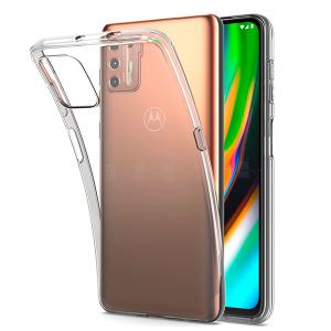 Ultra Thin TPU Silicone Case for Motorola Moto G9 Plus