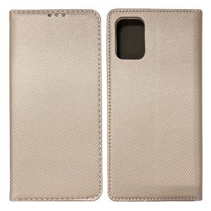 Gold Book MAGNET case for Motorola Moto G9 Plus