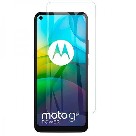 Tempered screen protector for Motorola Moto G9 Power