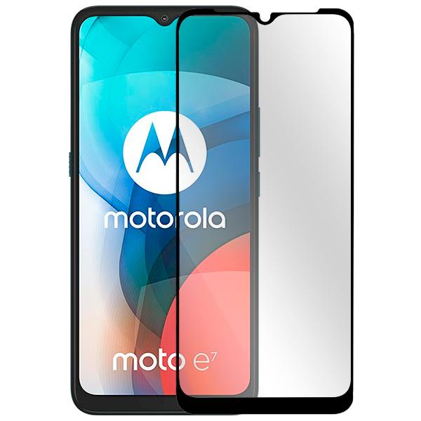 3D Full-screen corning series for Motorola Moto E7