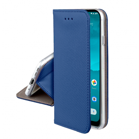 Blue Book MAGNET case for Nokia 2.3 / TA-1206, TA-1209, TA-1211, TA-1214