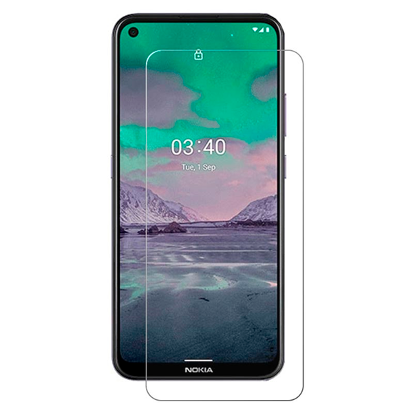 Glass screen protector for Nokia 3.4