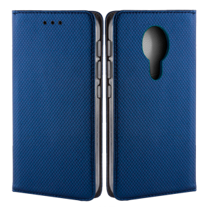 Blue Book MAGNET case for Nokia 3.4