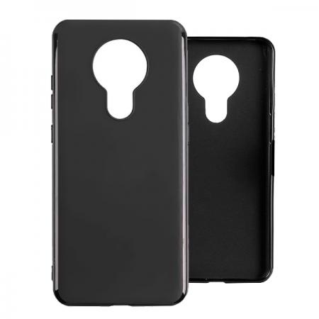 Black TPU Silicone Case for Nokia 3.4