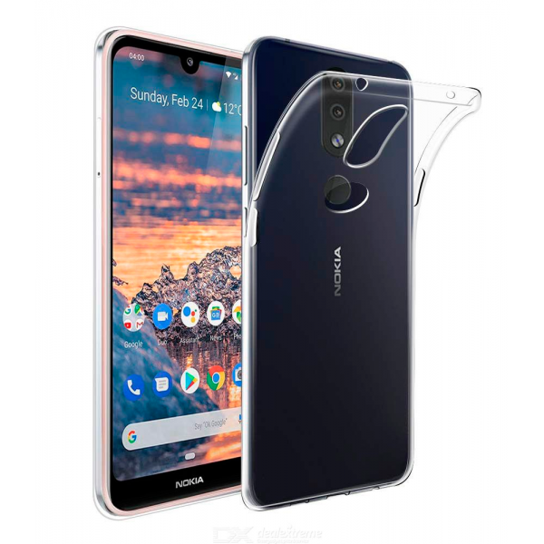 TPU Silicone Nordic Classic AIR Case for Nokia 4.2