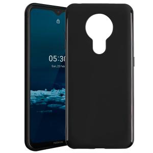 Black TPU Silicone Case for Nokia 5.3