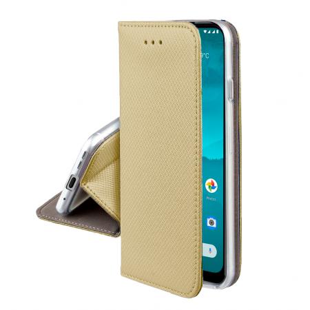 Gold Book MAGNET case for Nokia 6.2 / Nokia 7.2