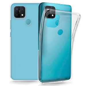 Ultra Thin TPU Silicone Case for Oppo A15
