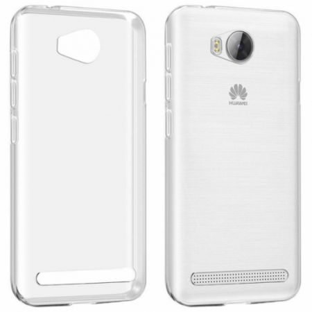 TPU Silicone Ultra Thin 100% clear Huawei Y3II / Huawei Y3 2