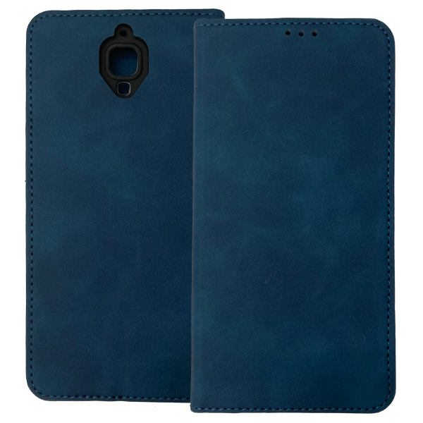 Blue Book MAGNET case for OnePlus 3T