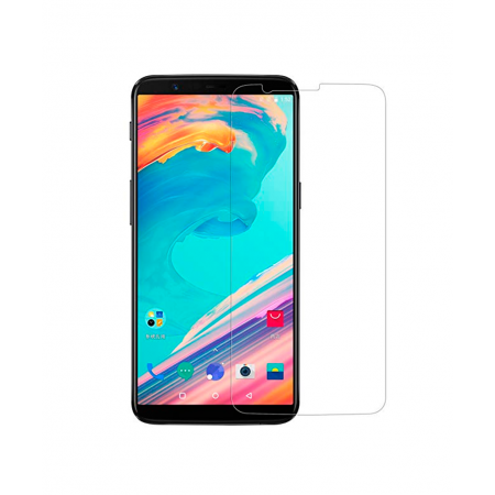 Impact resistant glass screen protector for OnePlus 5T
