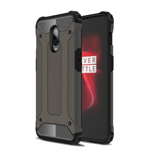 Black Forcell Armor Case OnePlus 6T