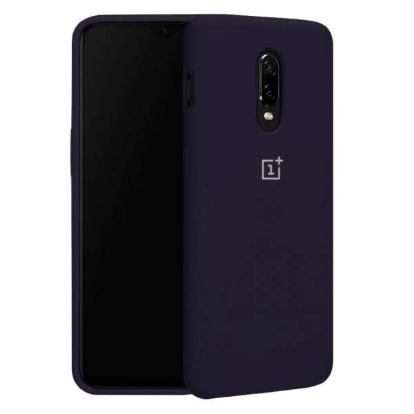 Blue Soft Shockproof Case for OnePlus 6T